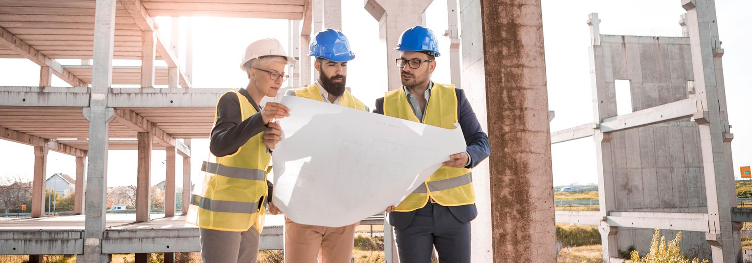 Construction Site Management Course Imagery