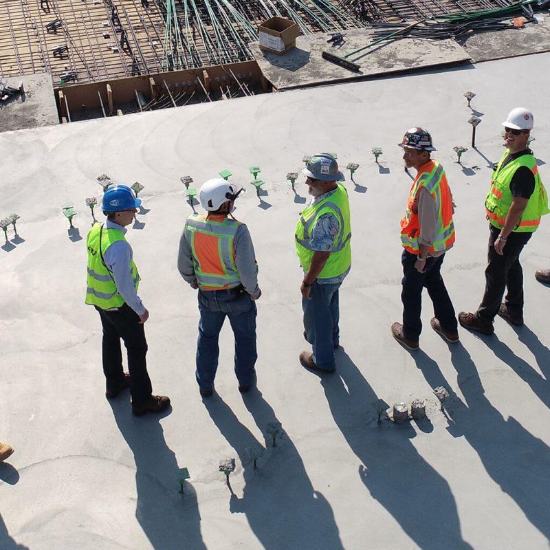 Senior Construction Site Management Course Imagery