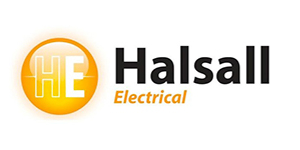 Halsall Electrical Logo