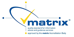 Matrix Approved Logo