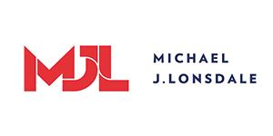 Michael J. Lonsdale Logo