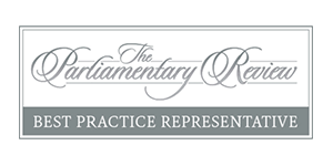 The Parliamentary Review – Best Practice Representative Logo